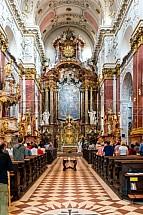 Kostel svatého Ignáce, Praha