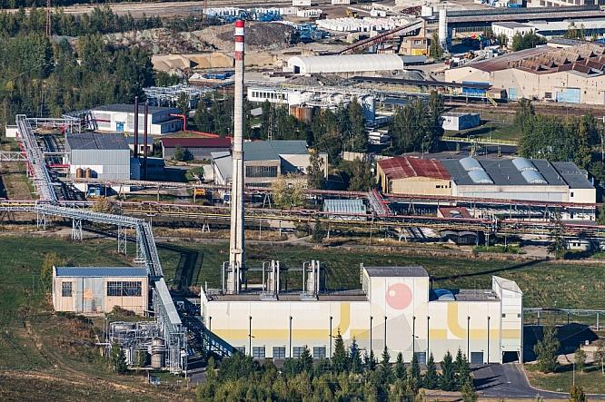 Stráž pod Ralskem, Průmyslová zóna 1, diamo