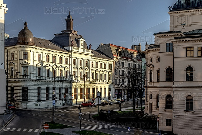 Hlavní Pošta, Liberec