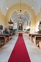 Kostel sv. Josefa, Hrubá Skála