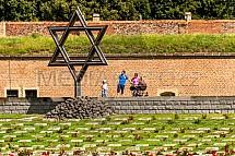 Národní hřbitov, Terezín