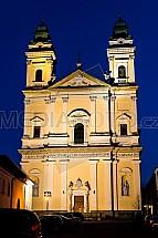 kostel Nanebevzetí Panny Marie, Valtice