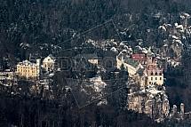 Český ráj, zámek, Hrubá Skála