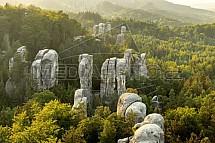 Hruboskalské skalní město