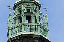 Liberec, radnice, věž