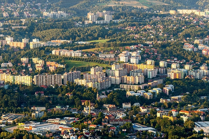 Sídliště Rochlice, Liberec