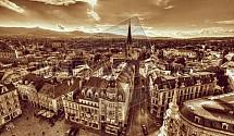 Liberec, centrum, Ještěd