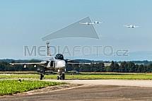 Letectví, zábava, Jas - 39 Gripen, AČR