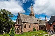 Kostel svatého Ondřeje, Fort William, Skotsko