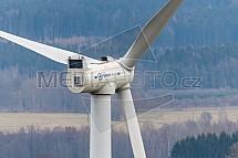 Větrná elektrárna, energie, energetika, vrtule