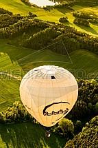 Horkovzdušný balon, Kubíček