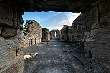 Klášter Glendalough, Wicklow, Irsko
