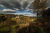 Frýdštejn, hrad, zřícenina
