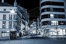 Pražská ulice, Liberec, Baťa
