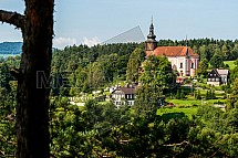 Kostel sv.Václava, Srbská Kamenice