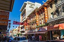 Čínská čtvrť, San Francisco
