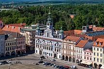 České Budějovice, radnice