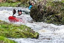 Kamenice, vodák, řeka