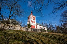 Kostel sv. Jakuba, Letařovice