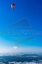 Horkovzdušný balon, elektrárna