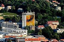 Liberec, S tower