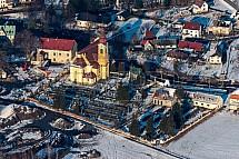 Kostel Nanebevzetí Panny Marie, Raspenava