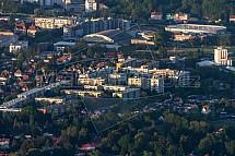 Liberec, sídliště, Gagarinova