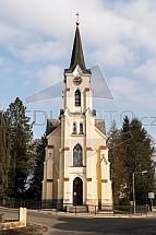 Kostel Navštívení Panny Marie, Žďár