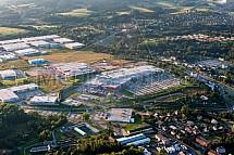 Nákupní centrum Géčko (Globus) Liberec