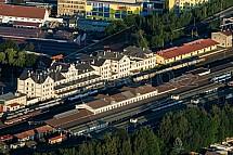 Nádraží Českých drah, Liberec