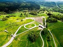 Sportovní areál Vesec, Liberec