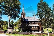 kostel Sv. Anny, Tatranská Javorina