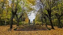 Křížová cesta na Křížovou horu, Jiřetín pod Jedlovou