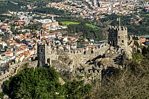 Castelo dos Mouros, hrad, Sintra