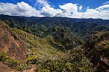 Anaga, park, Kanárské ostrovy, Španělsko