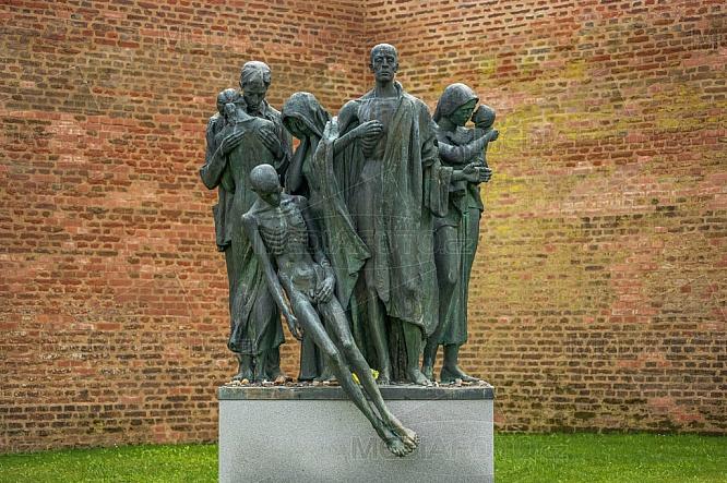 Pomník Obětem holokaustu, Terezín