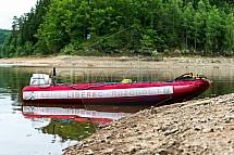 IZS, člun,záchranáři, hasiči