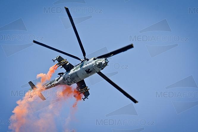 Vrtulník, Mi-24/35, Armáda ČR