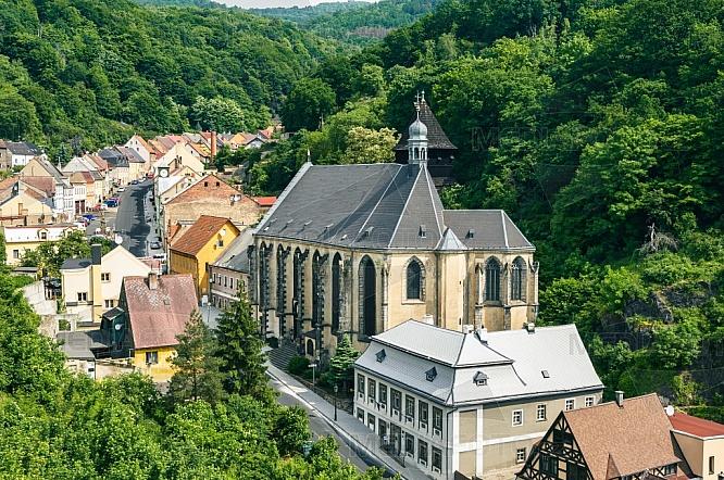 Kostel Nanebevzetí Panny Marie, Krupka