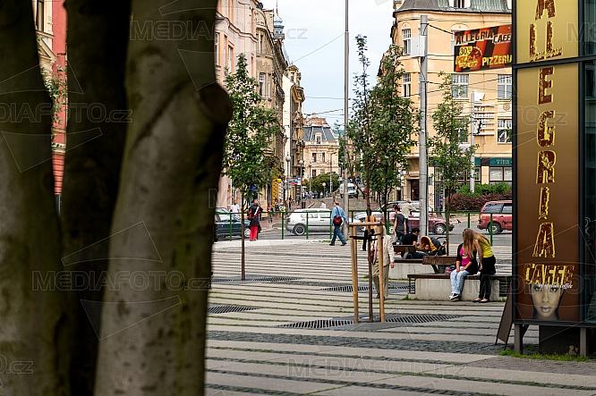 Šaldovo náměstí, Liberec