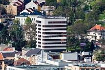 Hotel Vladimir, Ústí nad Labem