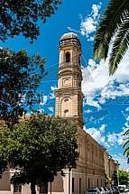 Parrocchia San Giuseppe, Sassari, Sardinie