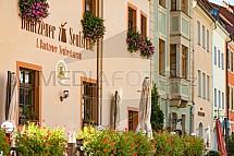 Restaurace Bautzener Senfstube, Bautzen, Budyšín, Německo