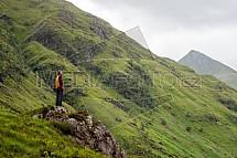 Skotsko, turista