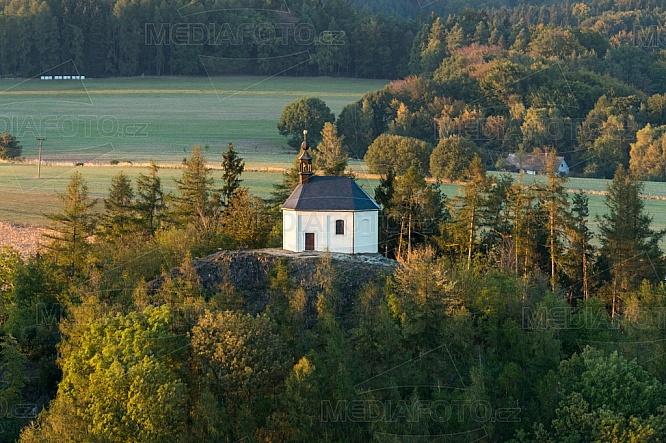 Kaple Sv. Anny, Vyskeř