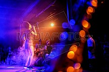 Skupina N.O.H.A., Club Warehouse, koncert
