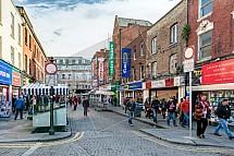 Moore Street, Dublin, ulice, dům, budova