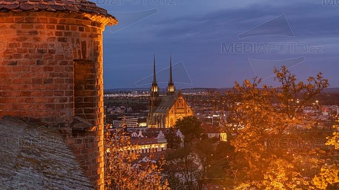 Špilberk, Brno