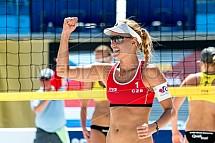 Markéta Sluková, beachvolejbal, Prague Open, sport
