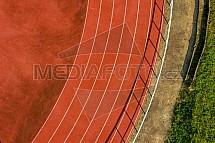 Atletický ovál, stadion, atletika